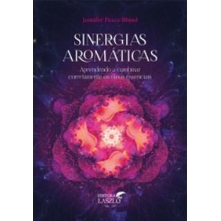 Livro - Sinergia Aromáticas - Rind - Lazslo