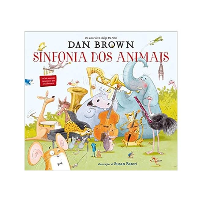 Livro - Sinfonia dos Animais - Brown - Arqueiro