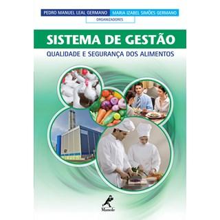 Livro - Sistema de Gestão - Qualidade de Segurança de Alimentos - Germano