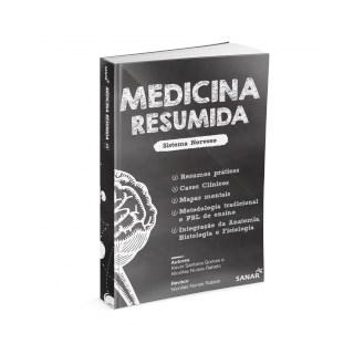 Livro - Sistema Nervoso - Medicina Resumida - Barros