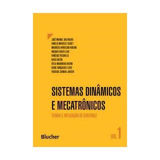 Livro Sistemas Dinâmicos e Mecatrônicos - Balthazar - Blucher
