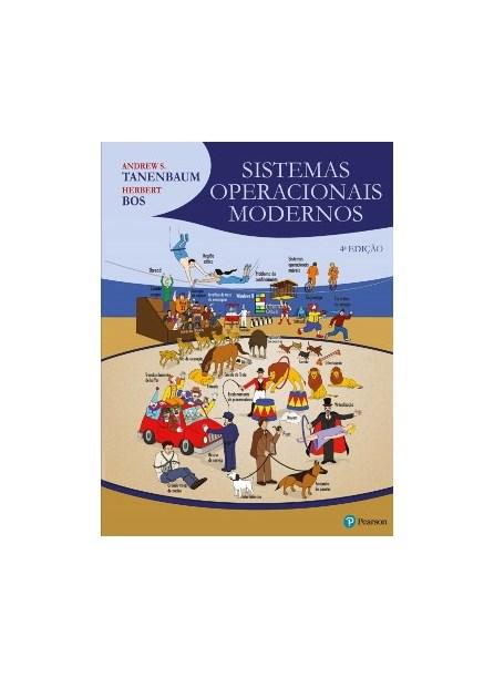 Livro - Sistemas Operacionais Modernos - Tanenbaum