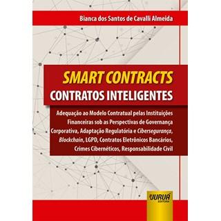 Livro Smart Contracts: Contratos Inteligentes - Almeida - Juruá