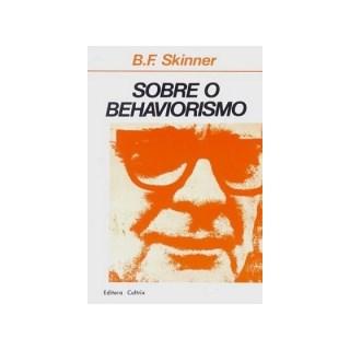 Livro Sobre o Bwhaviorismo - Skinner - Cultrix