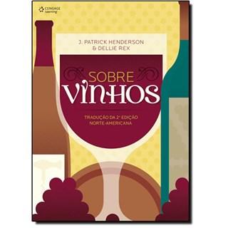 Livro - Sobre Vinhos - Henderson