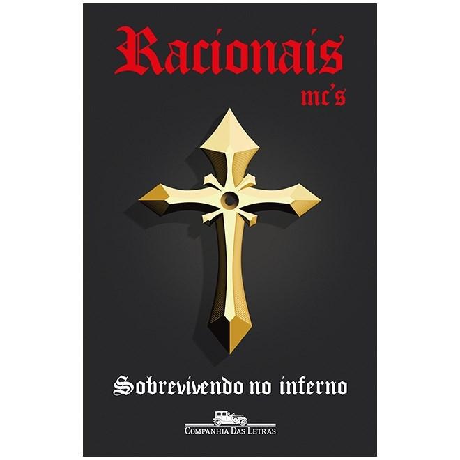 Livro - Sobrevivendo no Inferno - Racionais MC's
