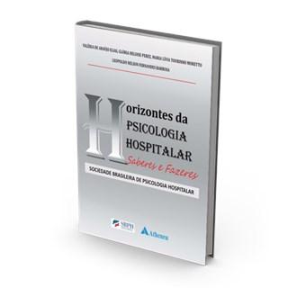 Livro - Sociedade Brasileira de Psicologia Hospitalar - Horizontes da Psicologia Hospitalar - Elias