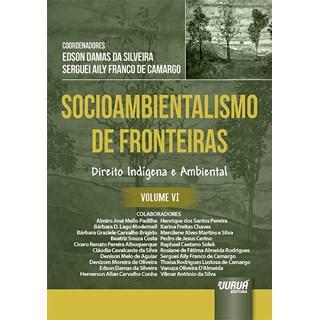Livro - Socioambientalismo de Fronteiras - Silveira - Juruá