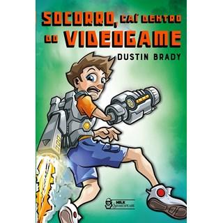 Livro Socorro, Caí Dentro do Videogame - Brady - Faro
