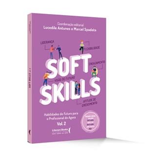 Livro Soft Skills - Antunes - Literare Books - Pré-Venda
