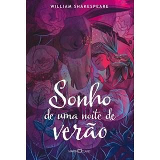 Livro - Sonho de Uma Noite de Verão - Shakespeare - Martin Claret
