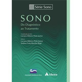 Livro - Sono - Pinto Junior - Atheneu