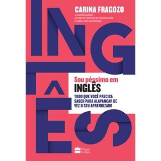 Livro - Sou Péssimo em Inglês - Fragozo