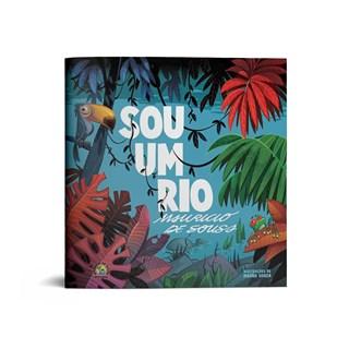 Livro Sou um Rio - Sousa - Nova Fronteira