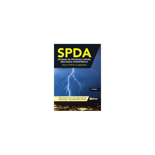 Livro - SPDA – Sistemas de Proteção contra Descargas Atmosféricas - Teoria, Prática e Legislação - S