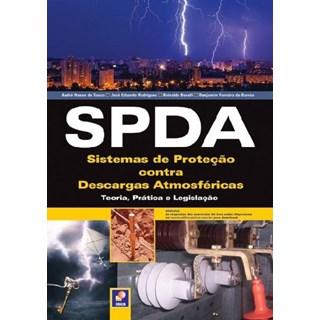 Livro - SPDA - Sistemas de Proteção Contra Descargas Atmosféricas - Teoria, Prática e Legislação - Souza