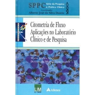 Livro - SPPC Citometria de Fluxo Aplicações no Laboratório Clínico de Pesquisa - Duarte