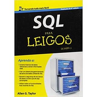 Livro - SQL Para Leigos  - Taylor