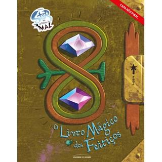 Livro - Star Vs As Forças Do Mal: O Livro Mágico dos Feitiços - Nefcy