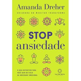 Livro - Stop Ansiedade - Dreher