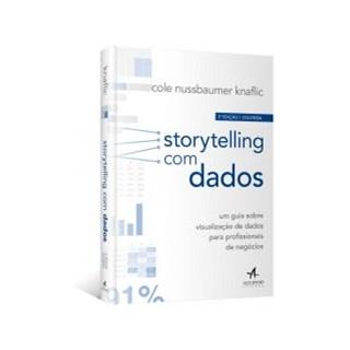 Livro - Storytelling com Dados -  Knaflic
