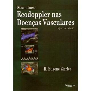 Livro - Strandness Ecodoppler nas Doenças Vasculares - Zierler