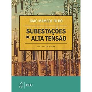 Livro Subestações de Alta Tensão - Mamede - LTC