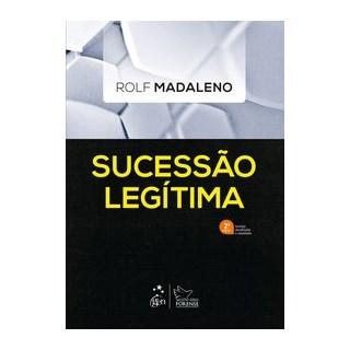 Livro - Sucessão Legítima - MADALENO 2º edição
