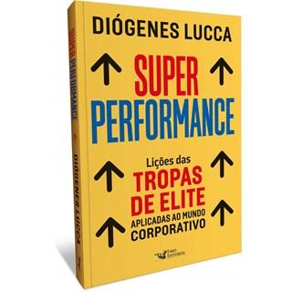 Livro Super Performance - Lucca - Faro