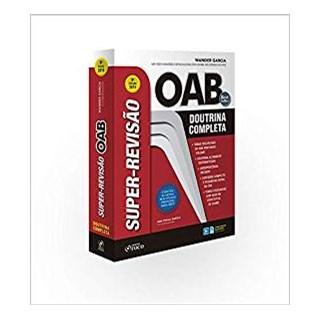 Livro - Super Revisão OAB - Doutrina Completa - Garcia