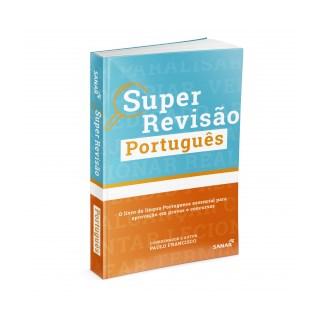 Livro - Super Revisão Português - Freitas