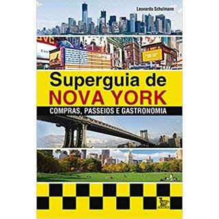 Livro - Superguia de Nova York - Schulmann