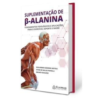 Livro - Suplementação de B-Alanina - Artioli