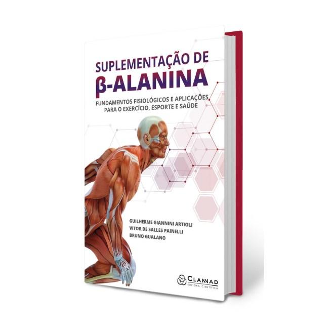 Livro Suplementação De B Alanina Artioli Livraria Florence