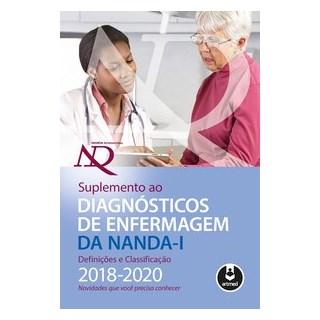 Livro Suplemento ao Diagnósticos de Enfermagem da NANDA-I: Definições e Classificação 2018-2020 - Herdman - Artmed