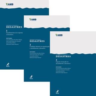 Livro - Suporte avançado no atendimento a desastres Série Programa de Resposta a Desastres Vol 3 - Falcão