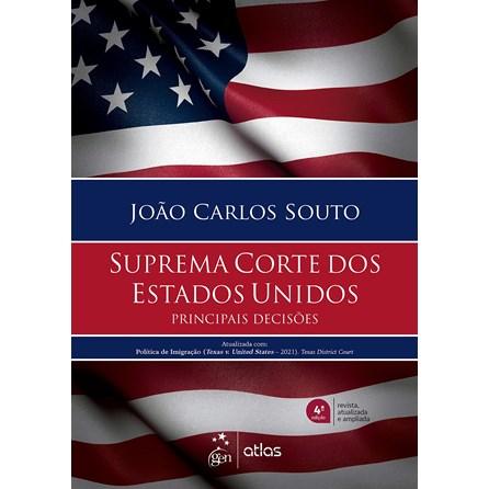 Livro - Suprema Corte dos Estados Unidos: Principais Decisões - Souto