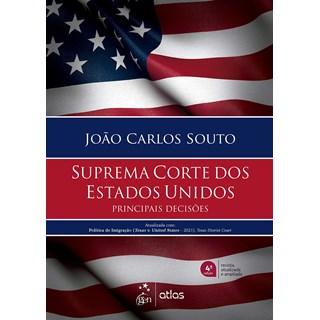 Livro Suprema Corte dos Estados Unidos - Souto - Atlas