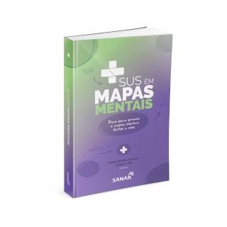 Livro - SUS em Mapas Mentais - Souza - Sanar