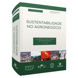 Livro Sustentabilidade no Agronegócio - Andreoli - Manole