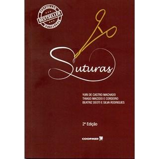 Livro - Suturas - Machado