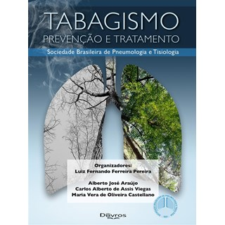 Livro Tabagismo Prevenção e Tratamento - Pereira - Dilivros