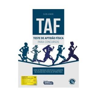 Livro - TAF - Junior 1º edição