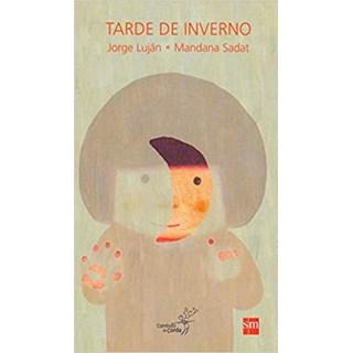 Livro - Tarde de Inverno - Luján - Edições Sm