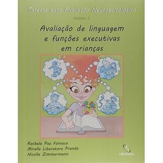 Livro Tarefas Para Avaliação Neuropsicológica - Fonseca - Memnon