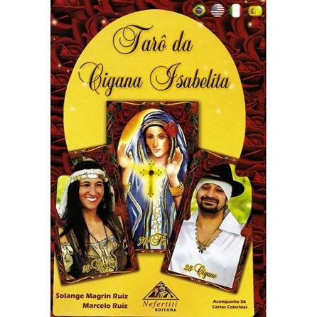 Livro - Tarô da Cigana Isabelita - Ruiz