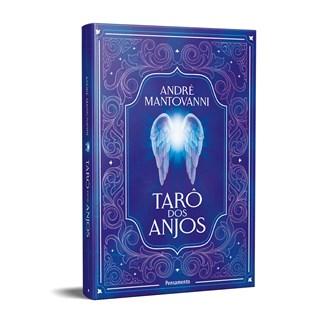 Livro Tarô dos Anjos - Mantovanni - Pensamento - Pré-Venda