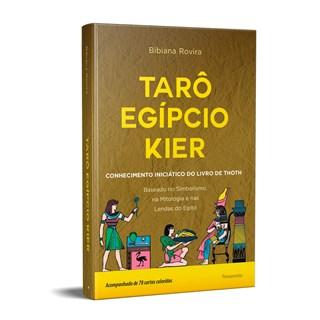 Livro Tarô Egípcio Kier - Rovira - Pensamento