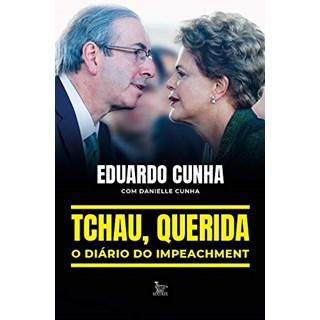 Livro Tchau, Querida - Cunha - Matrix - Pré-Venda