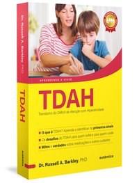 Livro TDAH Transtorno do Deficit de Atencao com Hiperatividade B
